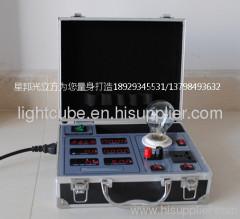 LED display case LED show case LED test case