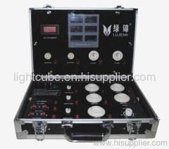 LED display cases LED show case LED test cases