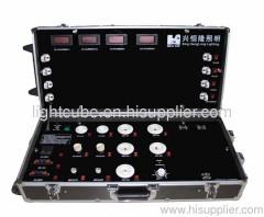 LED display box LED show case LED test box