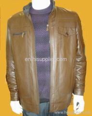 Men's PU Jackets HS1906