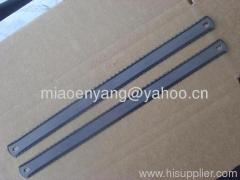 "1""double edge flexible hacksaw blade,hand hack saw blades,power saw blade factory in China"