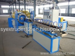 PVC tube production line 1