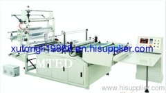 2011 RQLD Series Multifunction Computer Control Hot-cutting Bag Making Machine with Ultrasonic hobbing