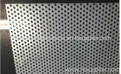 Stainless Steel Perforated Metal Sheet From China