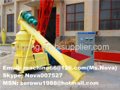Yugong brand wood sawdust biomass briquetting machine