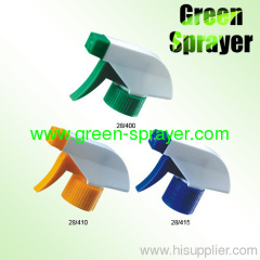 trigger sprayer head spray
