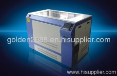 Printing and plate making Laser engraving machine China Goldenlaser