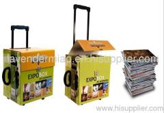 Paper Trolley Expobox Version
