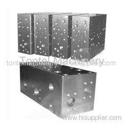 Hydraulic Manifolds Block-01