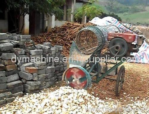 cassava peeling and chipping machine manufacturer from China