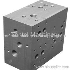 Hydraulic Manifolds and Subplates valve Block