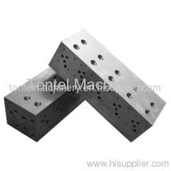 Steel Hydraulic Manifolds and Subplates valve Block