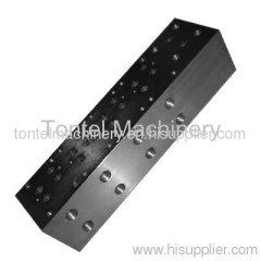 Steel Hydraulic Manifolds and Subplates