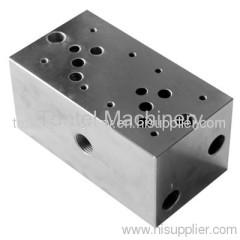 Custom Hydraulic Manifolds Valve and block