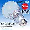 Hot sell new design high lumen E27 10W LED bulb & 10W led dimmable bulb (CE,ROHS)
