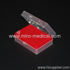 Pipette Tip Box with 96 wells