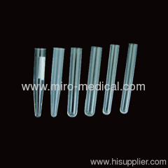 Test Tube Cylindrical Bottom
