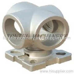 Stainless steel casting-pipe