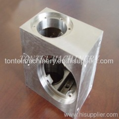 Stainless steel casting-Precision machining