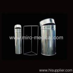 Stainless Steel Canister For Transfer Pipette