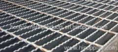 galvanzied serrated metal grating