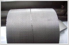 stainless steel reverse weave wire cloth strips