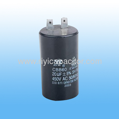 Cbb60 Ac Motor Capacitor Products China Products