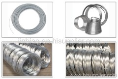 hot dipped galvanzied wire