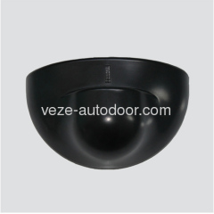 Automatic door microwave motion sensor