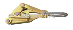 aluminum alloy conductor stringing come along clamps for griping 720sqmm ACSR conductor 60KN