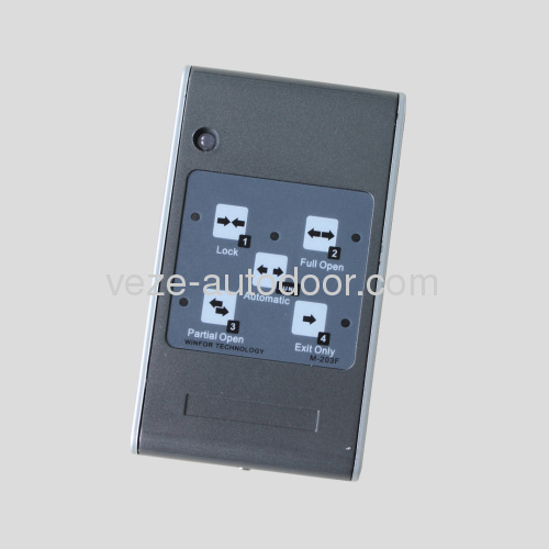 Garage Door Open Position Indicator Light 4 Steps With: Automatic Door Program Selector Switch From China