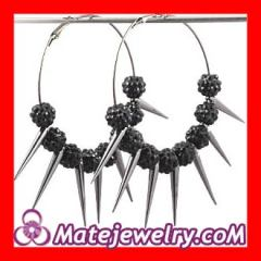 plastic basketball wives earrings