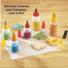 COOKIE DECORATOR SET FACTORY
