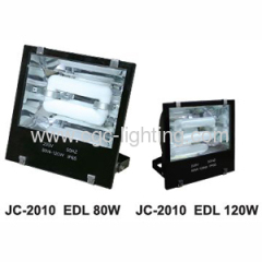 80W floodlight with induction lamp