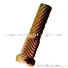 wheel bolt and nut assemblies