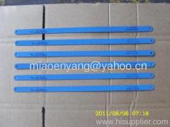 cheapest hacksaw blade, hand hack saw blade exporter,factory,manufacturer,flexible hacksaw blade,double edge teeth