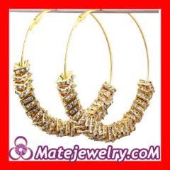 basketball wives crystal poparazzi earrings
