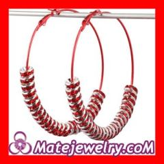 Poparazzi hoop earrings Wholesale