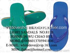 White Dove Slipper ART 790 pvc or pe Sandals