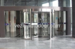 4 wing automatic revolving doors