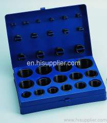 382 pcs blue box o ring kit