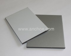 Anchoe Panel 4*0.40mm PVDF Aluminum Cladding Wall