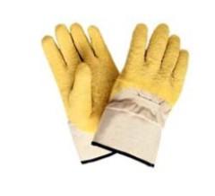 Heavy Duty Latex Coated Work Gloves