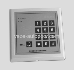 Digital card readers for door access