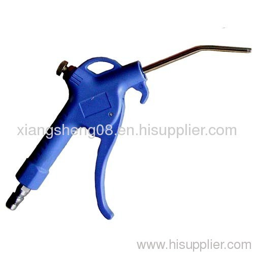 plastic air dust gun with valve