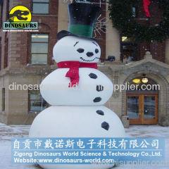 Dinopark Snowman