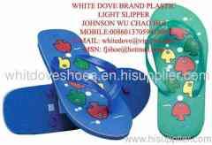white dove sandals slippers