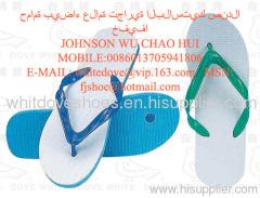White Dove Slipper sandals,