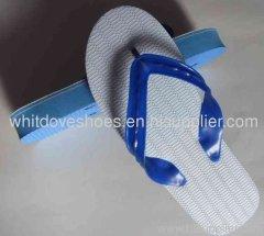 famous white dove flip flop slipper z