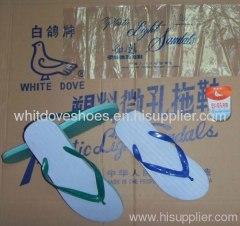 White Dove Slipper